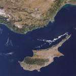 جزيرة قبرص بالستالايت