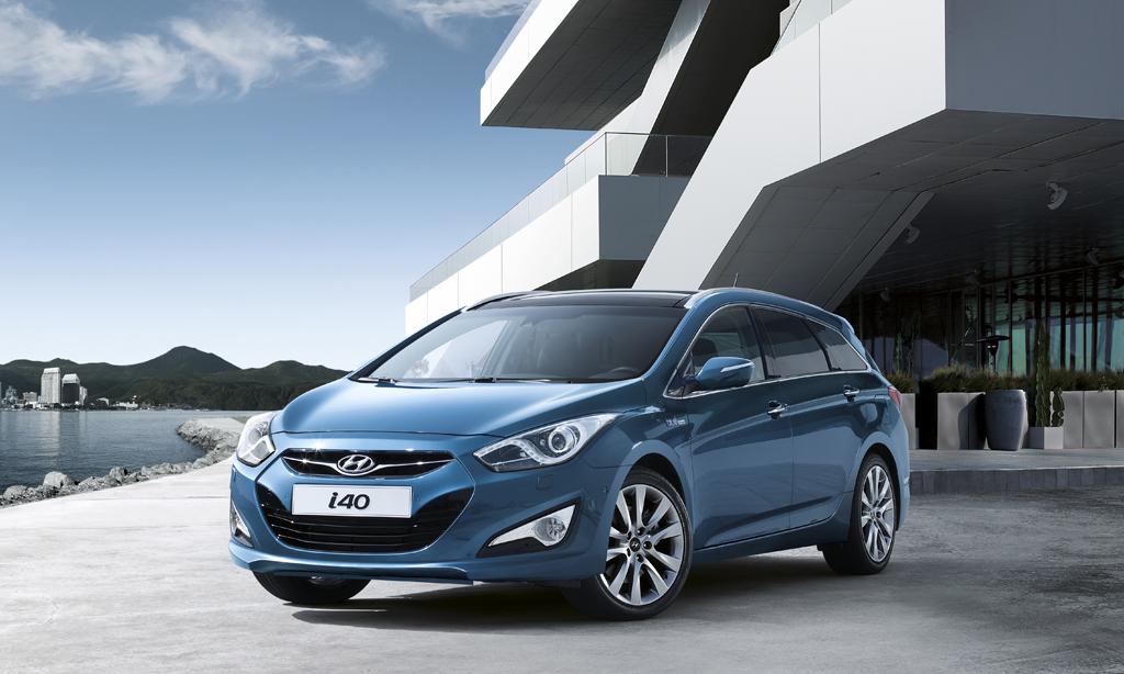 ������� ٢٠١٤ ����� ������� ٢٠١٤ 2013_Hyundai_i40_Front_View.jpg
