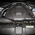 المحرك المتميز للسيارة اودي A7 2014