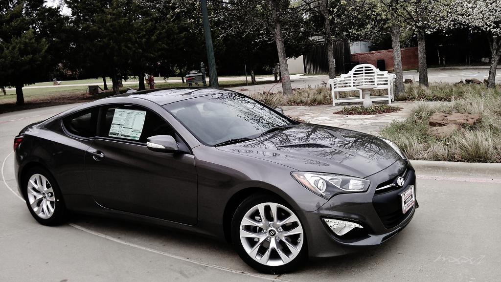 Hyundai Genesis Coupe 2014 المرسال