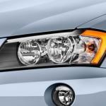 الانوار الامامية للسيارة بي ام دبليو X 3 2014