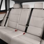 المقاعد الخلفية للسيارة بي ام دبليو X3