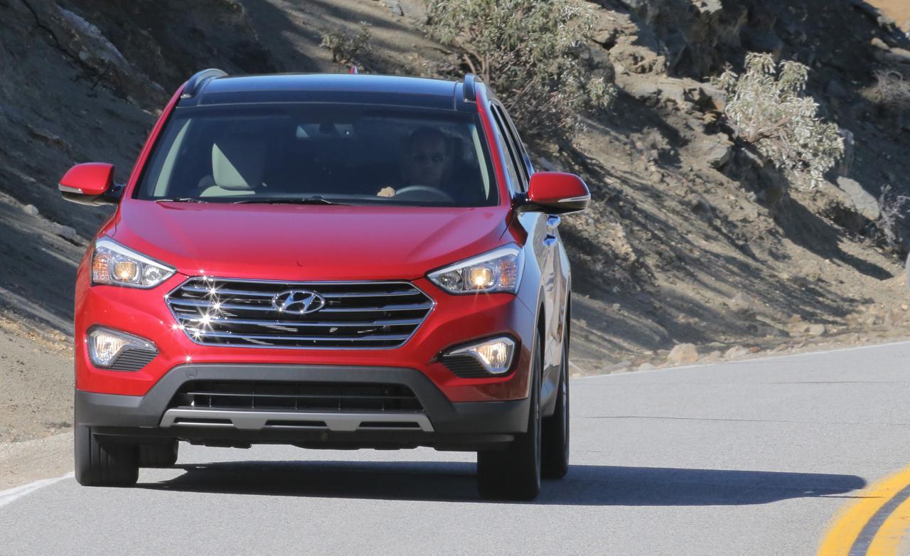 صور و اسعار هيونداي سنتافي 2014 Hyundai Santafe