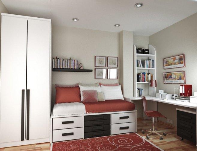 تصميم غرفة نوم بنات كول هادئة | المرسال