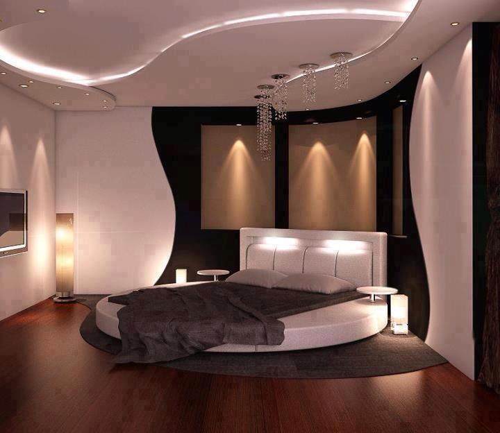 تصاميم غرفة نوم فاخرة وحديثة | المرسال