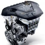 شكل المحرك القوى للسيارة هيونداي اكسنت 2014