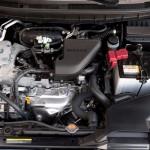 صورة المحرك القوى للسيارة نيسان روج 2014