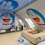 تصميم مختلف لغرف نوم بنات 2014
