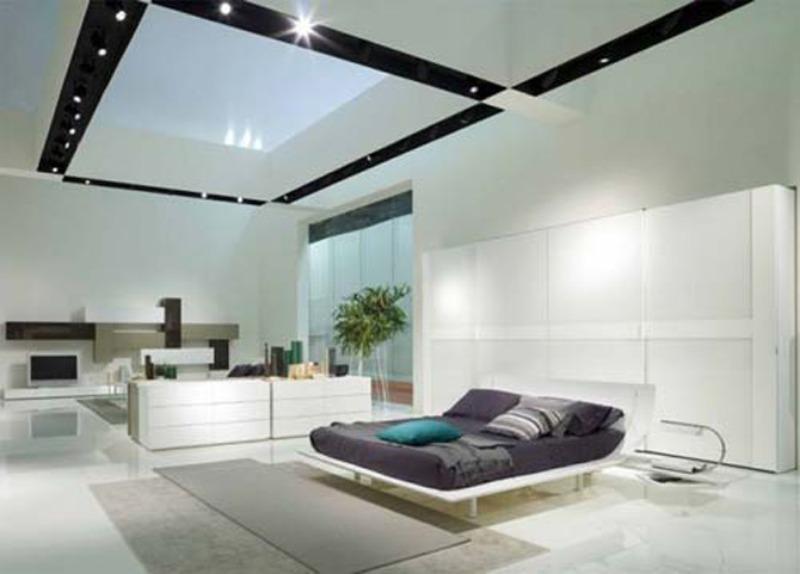 تصاميم غرف نوم مودرن فاخرة | المرسال
