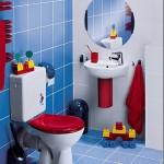 تصاميم حمامات صغيرة جذابة