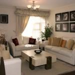 غرف معيشة 2014 باللون البيج