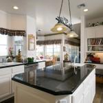 تصميم مطبخ هندي كبير ومفتوح - 27844