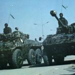 دبابات حرب مصر وليبيا