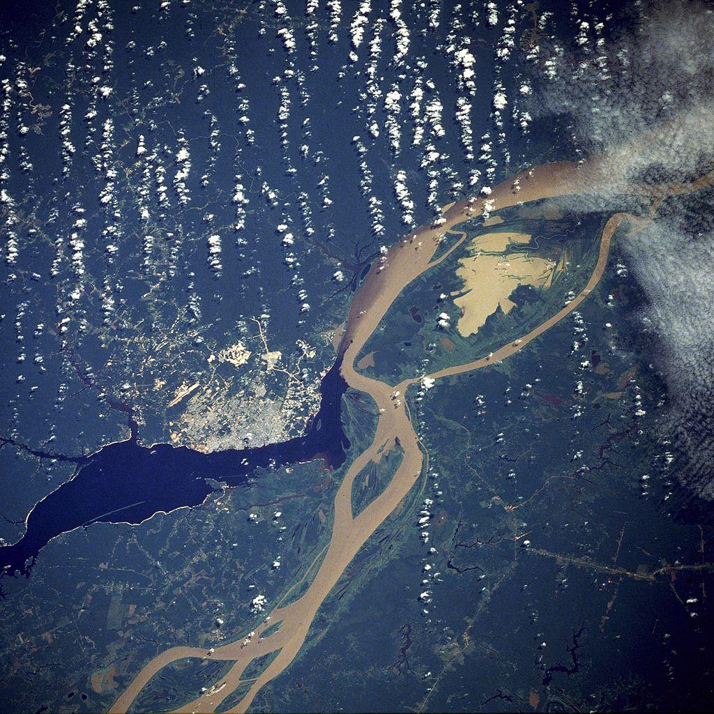 ماناوس الأمازون ناسا