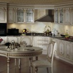 تصميم مطبخ هندي كلاسيك عصري - 27848