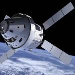 المركبة الفضائية أوريون ناسا