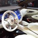 المقاعد الامامية للسيارة نيسان مورانو 2014