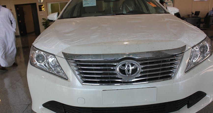 Toyota Aurion 2014 | المرسال