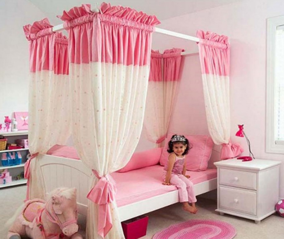 تصاميم غرف نوم بنات ساحرة | المرسال