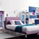 غرفة نوم بنات 2014 عملية ومعاصرة