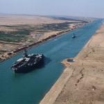 صور ومعلومات قناة السويس