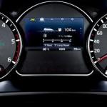 شكل العدادات المميزة للسيارة كيا كارنز 2014