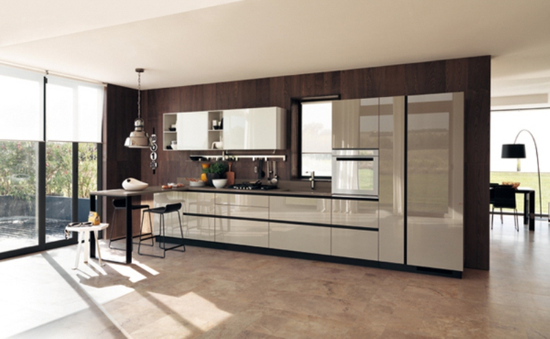 for Open plan kitchen designs south africa