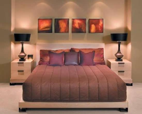 افكار غرف نوم للمساحات الصغيرة | المرسال