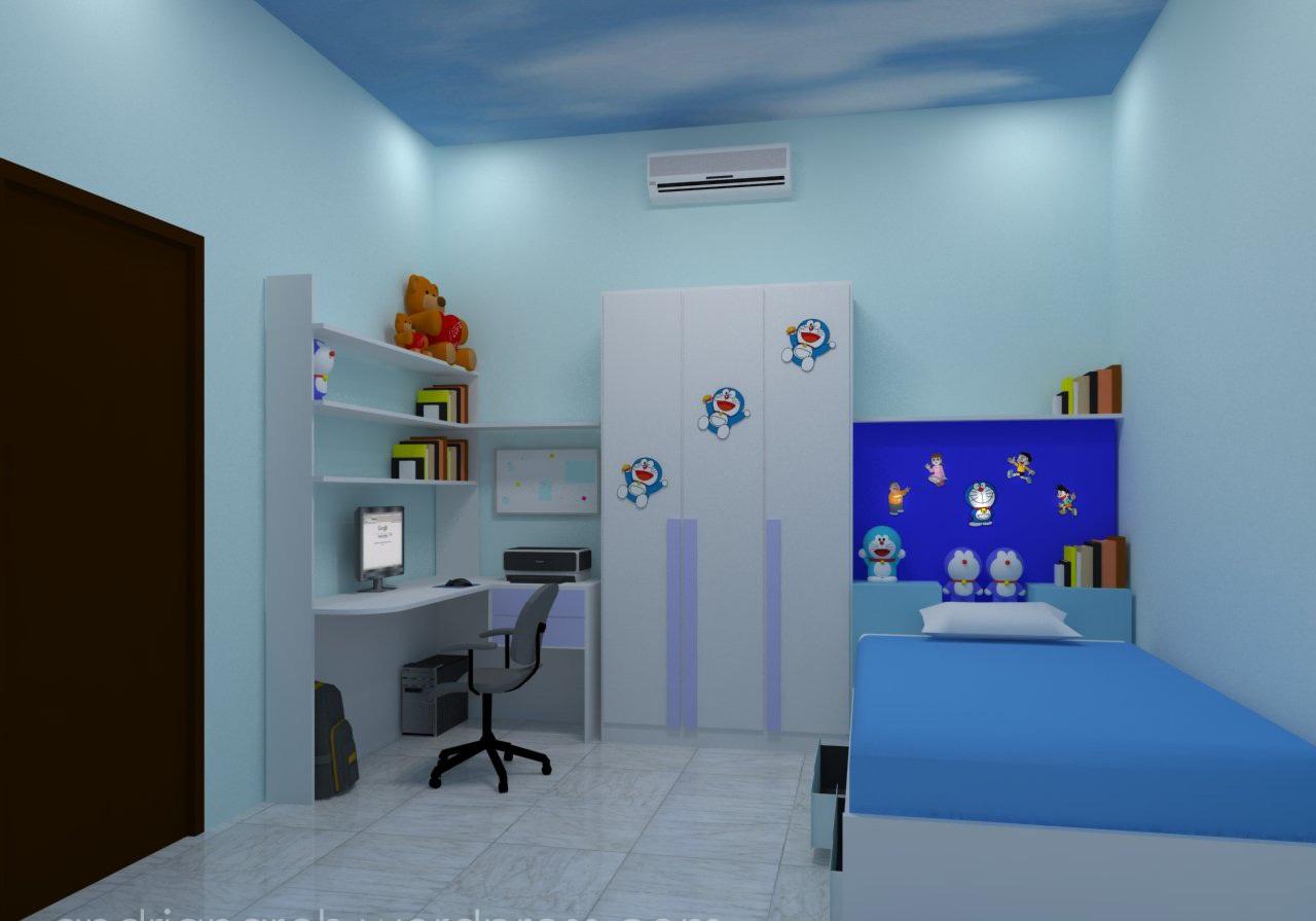 حصري :ديكور  غرف بنات2014   Desain-kamar-anak-perempuan
