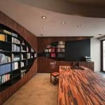 تصاميم تحفة للمكتبات المنزلية