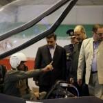 مشروع الرئيس محمود أحمدي نجاد ووزير الدفاع أحمد وحيدي  - 27315