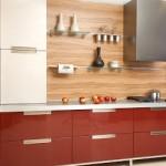 تصميم مطبخ هندي أنيق وحديثة  - 27843