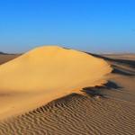 الرمال والكثبان في الصحراء الغربية بمصر - 29617