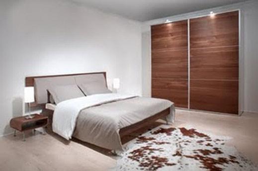 تصاميم غرف نوم بسيطة أنيقة | المرسال