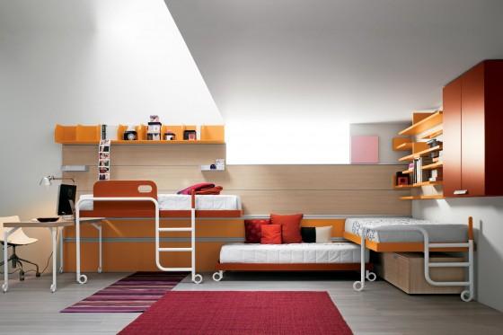 غرف نوم اطفال فخمة | المرسال