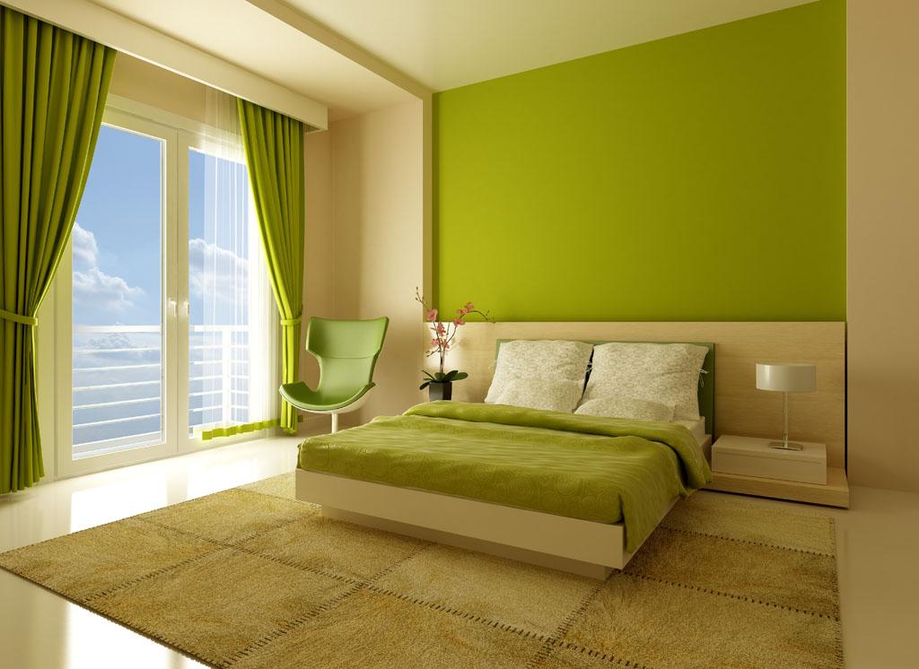 تصميم دهانات غرف نوم جذابة | المرسال