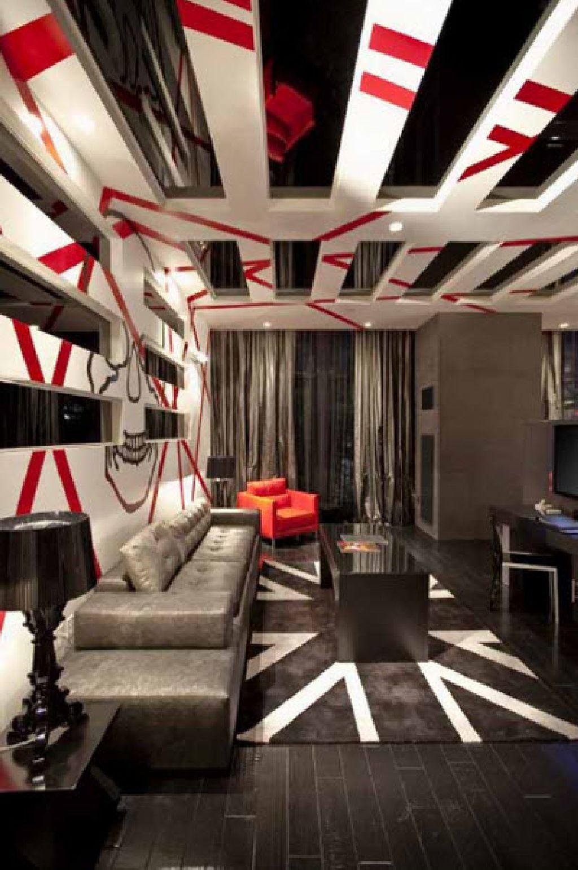 تصميم غرف نوم شباب بسيطة | المرسال