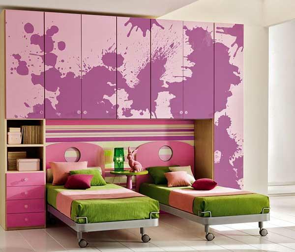 - Pink and purple kids room ideas ...