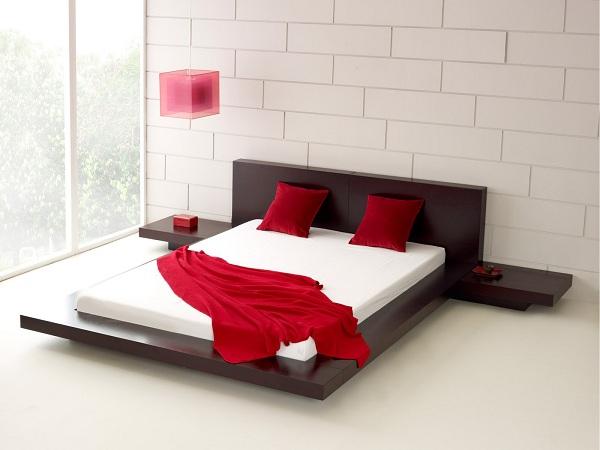 تصميم غرفة نوم مودرن بسيطة المرسال