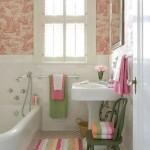 جمال الحمامات الصغيرة