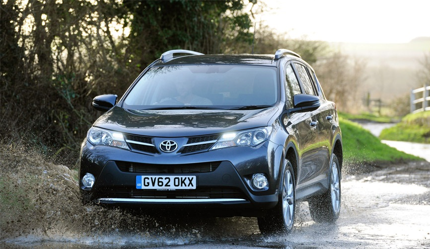صور و اسعار تويوتا راف فور - 2014 - Toyota Rav4
