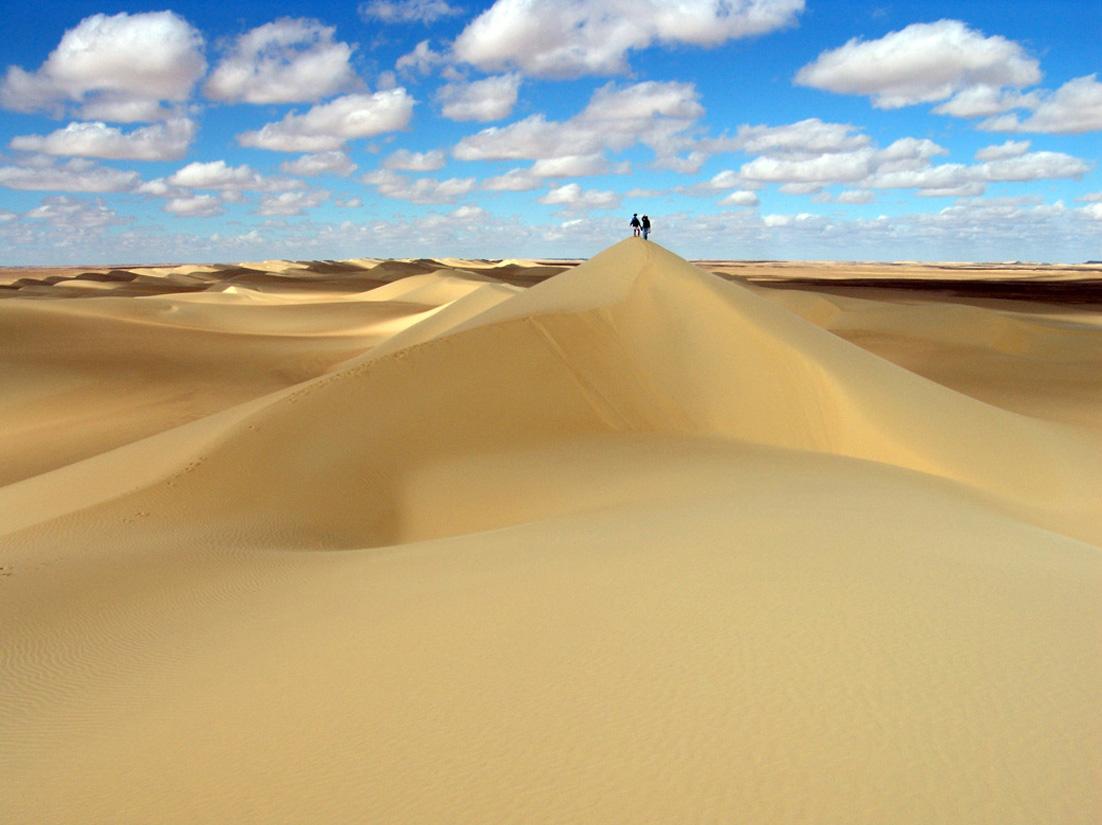 مصر بحر الرمال العظيم