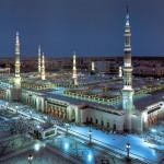 المسجد النبوي الشريف في المملكة العربية السعودية