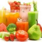 فوائد العصائر الصحية