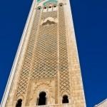 مئذنة المسجد الاطول في العالم يبلغ طولها 210 متر  - 41481