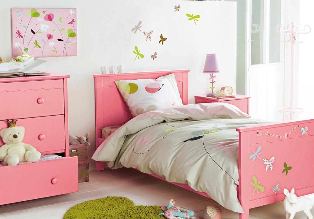 تصميم غرف نوم بنات فرشات بسيطة | المرسال