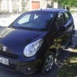 سعر السيارة سوزوكي سيلاريو 2014