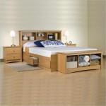 تصميم غرفة نوم رائعة مع افكار ذكية للتخزيين - 36449