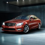 صور و اسعار مرسيدس سي كلاس كوبيه 2014 Mercedes C Class Coupe