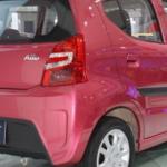الاسطبات الخلفية للسيارة سوزوكي التو 2014